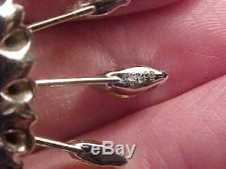 Rare vintage mazer bird head mask pin brooch