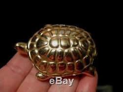 Vintage Mixed Big Estate Brooch Pin Jewelry Lot Jj Ab Rs Pronged Enamel Juliana