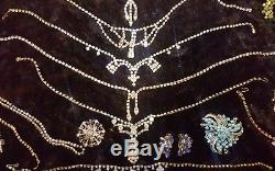 Vintage Mixed Lot of Rhinestone Jewelry Necklaces Earrings Brooches